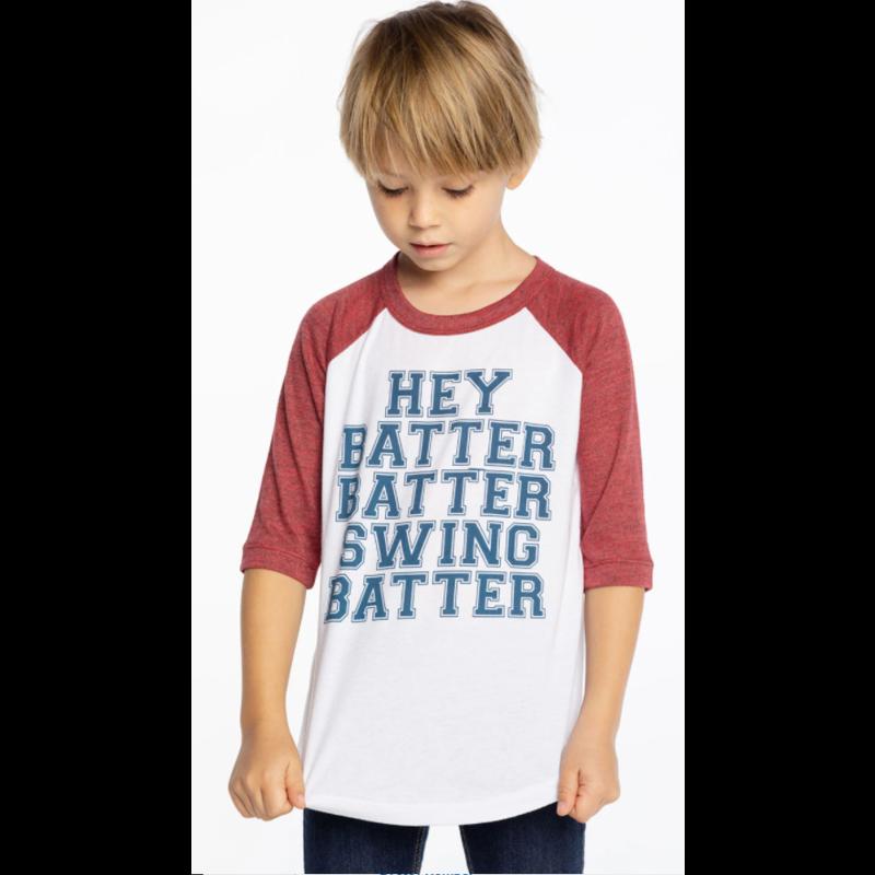 Chaser Chaser Hey Batter Batter T-Shirt