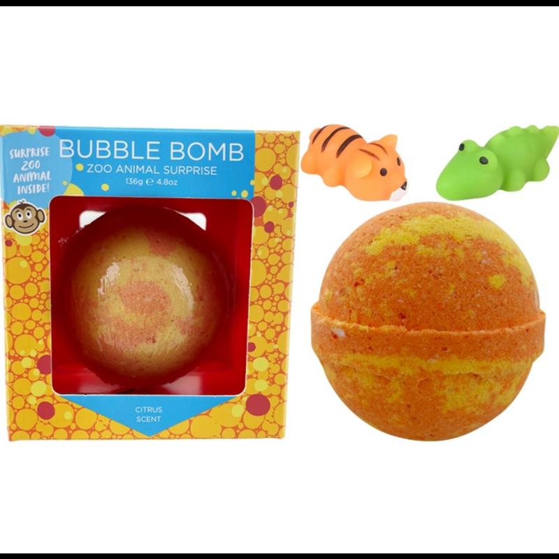 Zoo Animal Surprise Bubble Bath Bomb