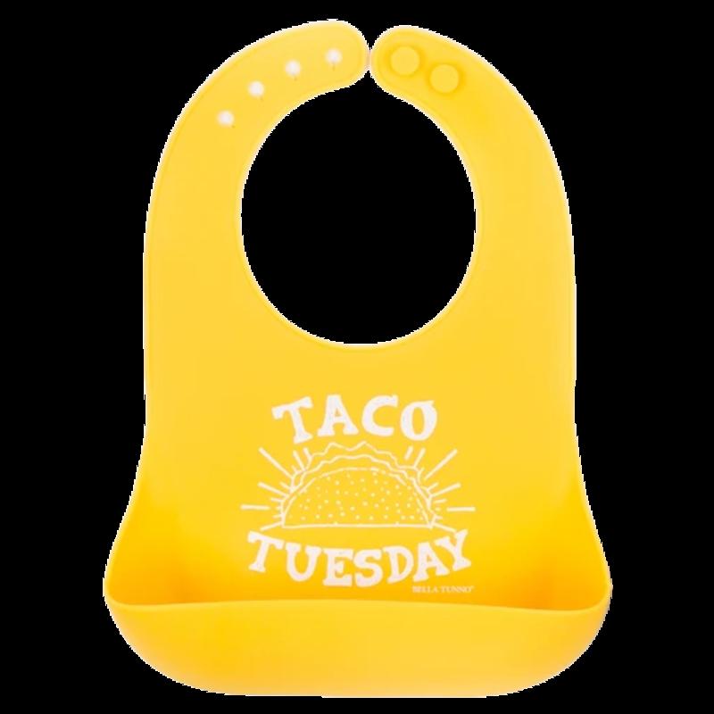 Bella Tunno Bella Tunno Taco Tuesday Wonder Bib