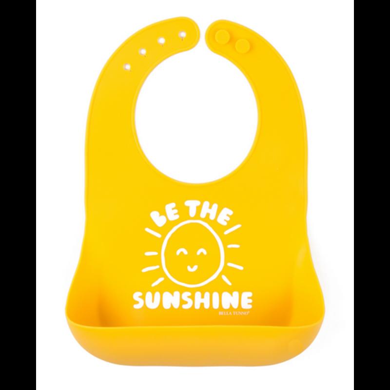Bella Tunno Bella Tunno Be the Sunshine Wonder Bib