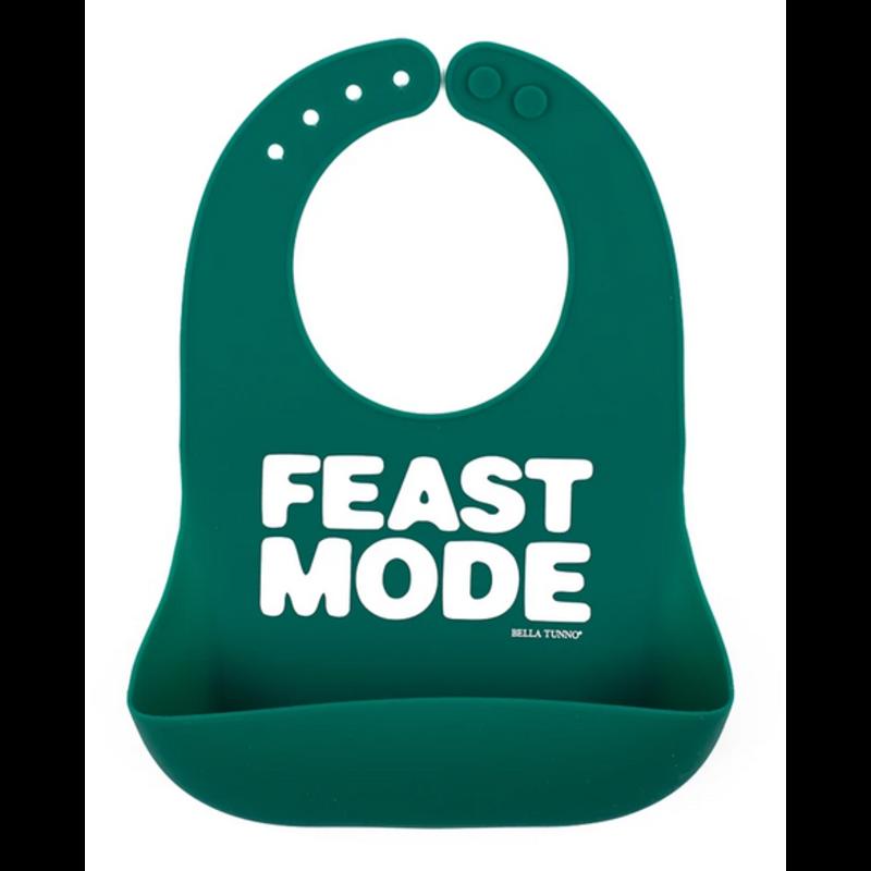 Bella Tunno Bella Tunno Feast Mode Wonder Bib