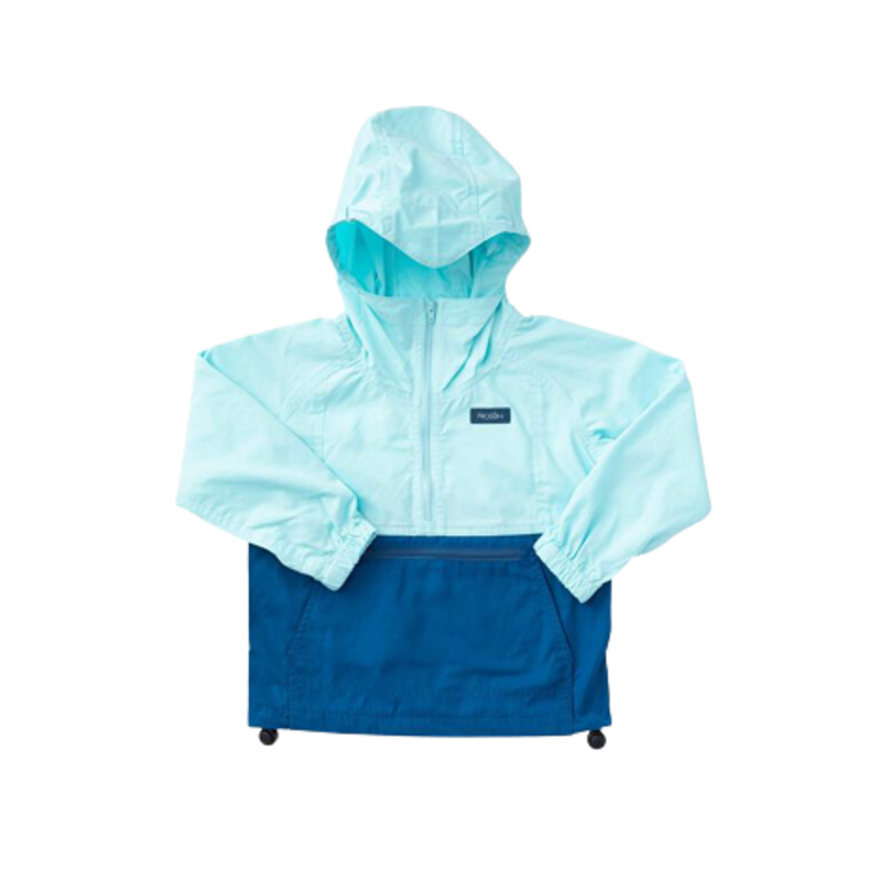 PRODOH Prodoh Anorak Pullover Jacket - Blueberry Colorblock *PRE-ORDER*