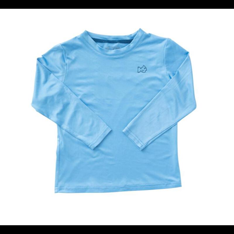 PRODOH Prodoh Wahoo Performance T-Shirt - Little Boy Blue *PRE-ORDER*