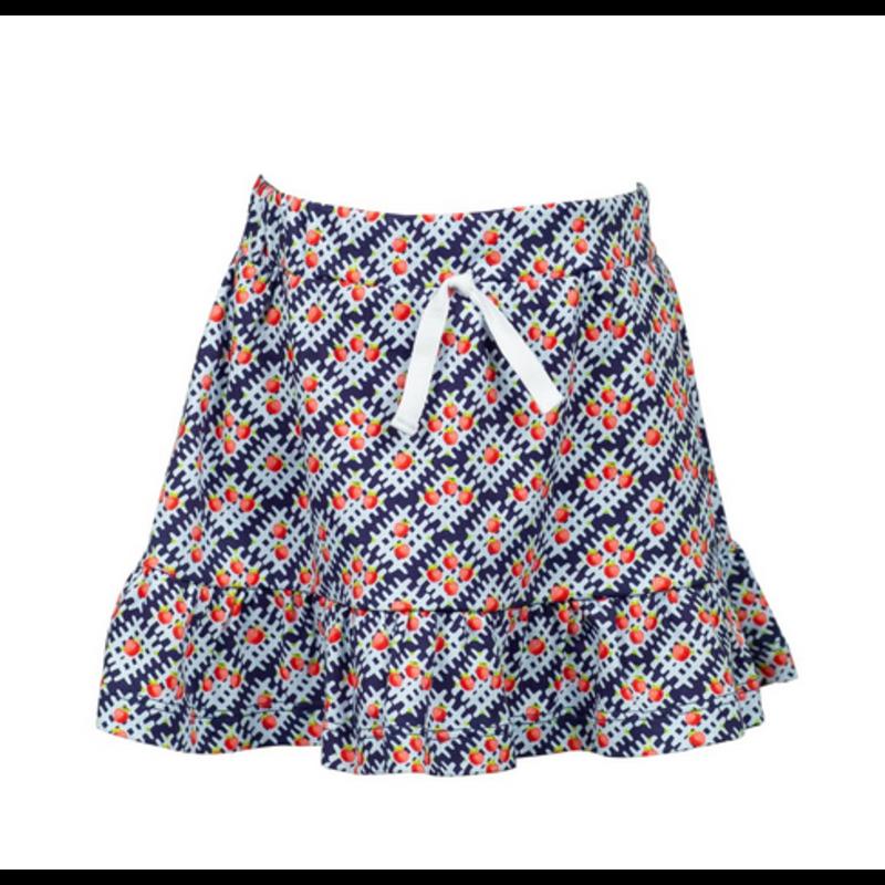 The Proper Peony The Proper Peony Apple Plaid Skirt