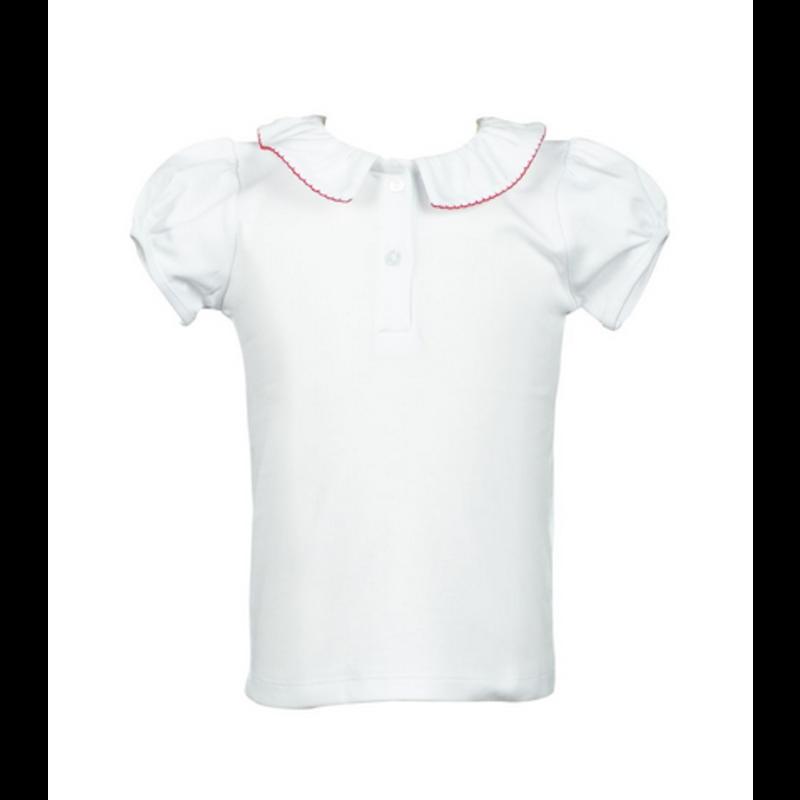The Proper Peony The Proper Peony Apple Plaid SS Shirt
