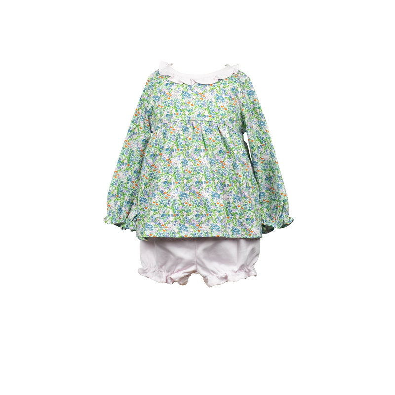 The Proper Peony The Proper Peony Fall Floral Bloomer Set *PRE-ORDER*