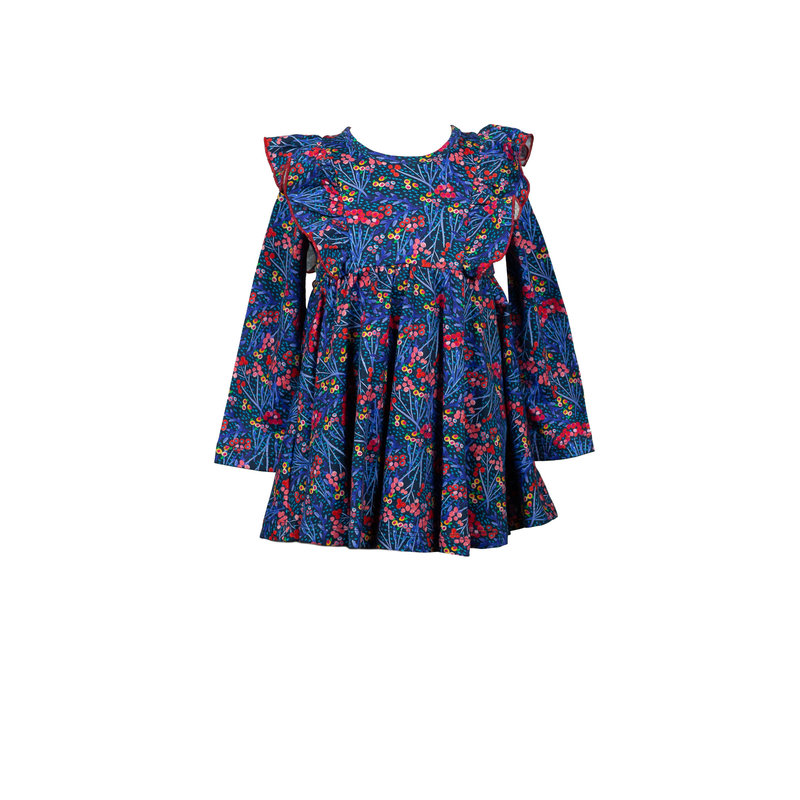 The Proper Peony The Proper Peony Winterberry Twirl Dress *PRE-ORDER*