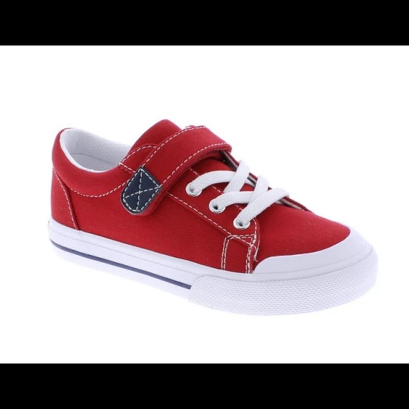 Footmates Footmates Jordan Red