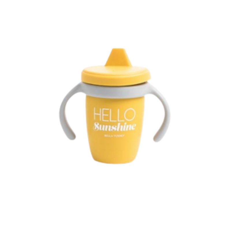 Bella Tunno Bella Tunno Hello Sunshine Happy Sippy Cup