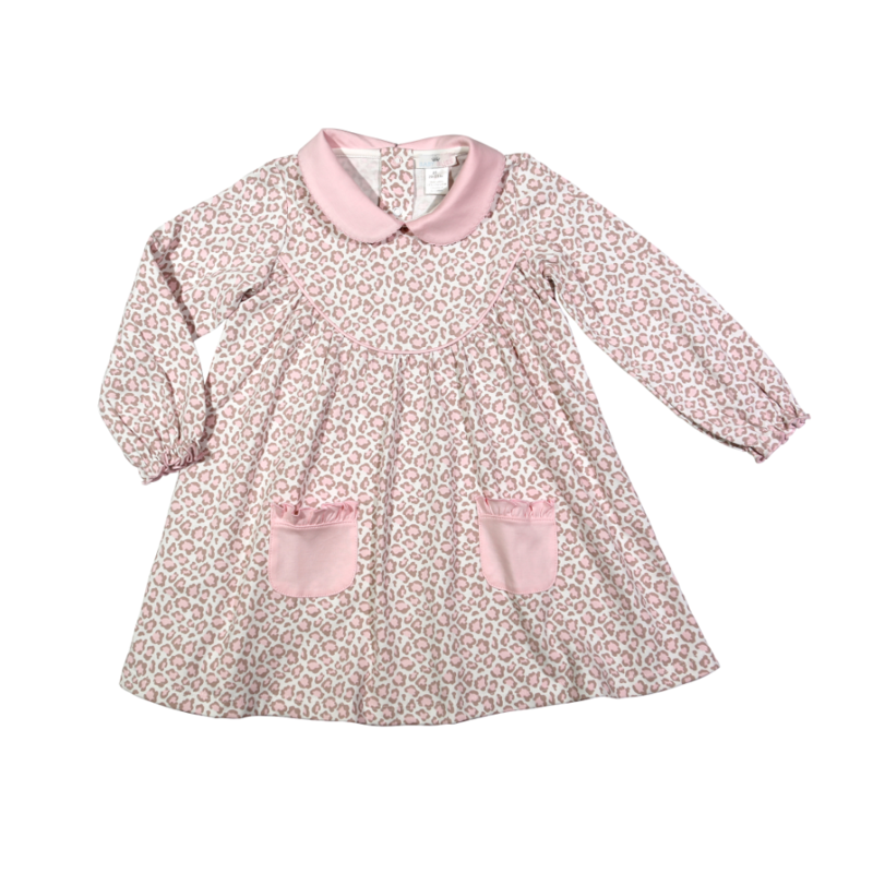 Baby Loren Cheetah Print Dress