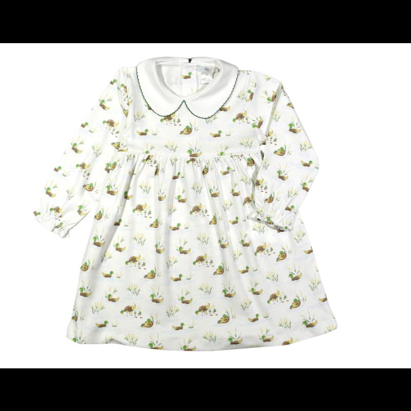 Baby Loren Mallard Duck Dress