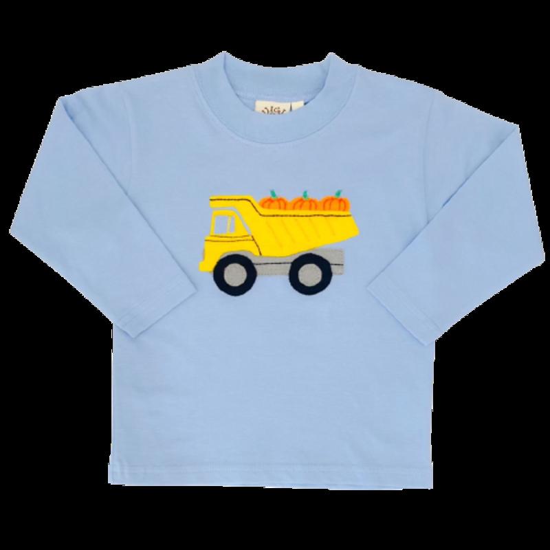 Luigi Luigi Pumpkin Dump Truck T-Shirt