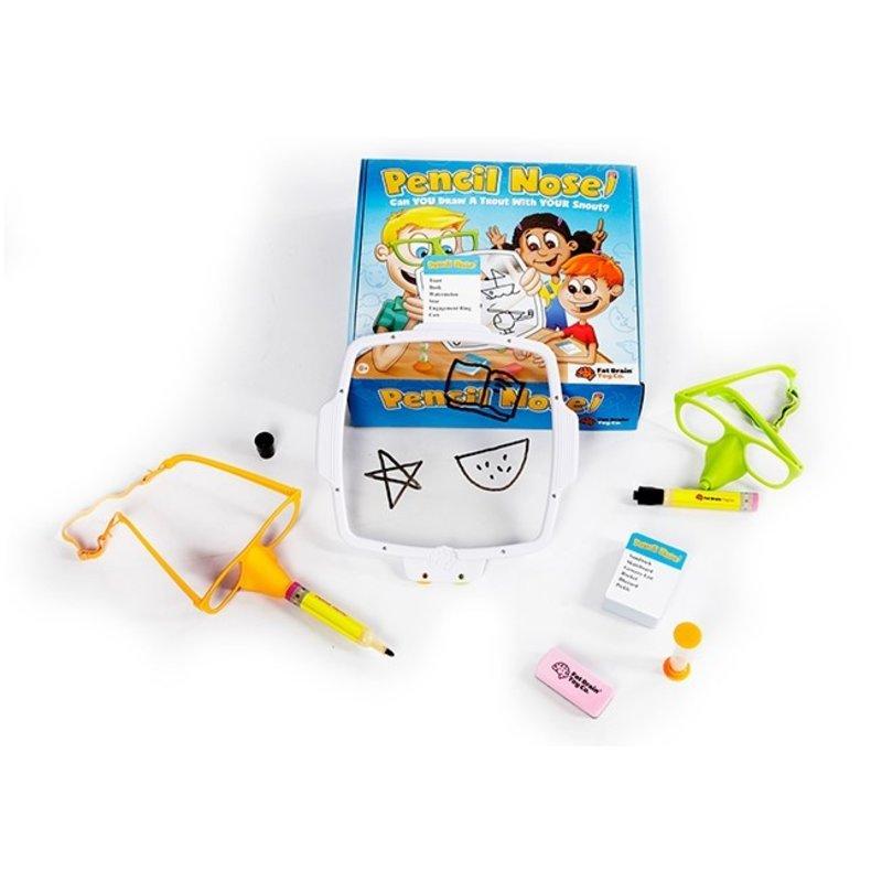 Fat Brain Toys Fat Brain Pencil Nose Game