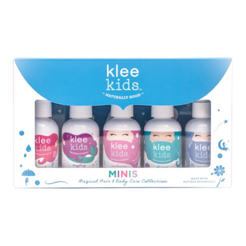 Klee Kids Klee Kids Magical Hair and Body Care - 5 Piece Gift Set