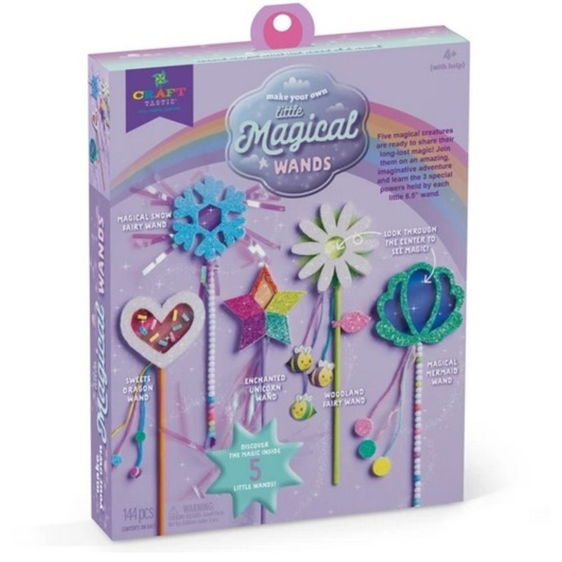 Craft-tastic Create Your Own Magic Wand