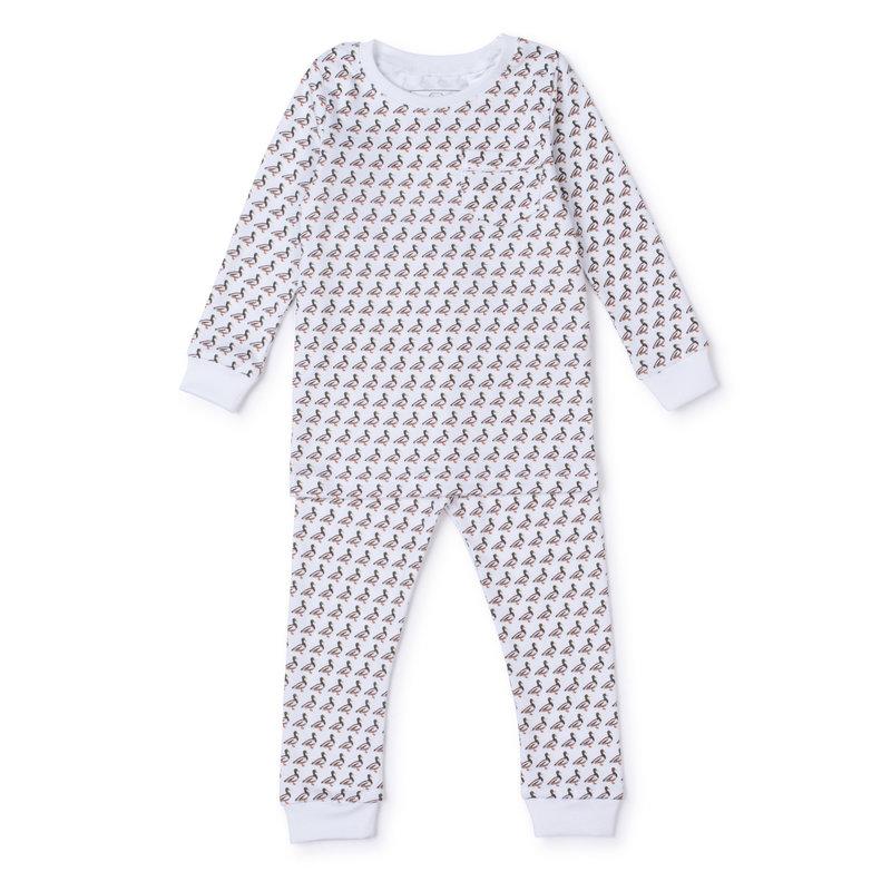 Lila + Hayes Lila + Hayes Mallard Duck Bradford Pajamas