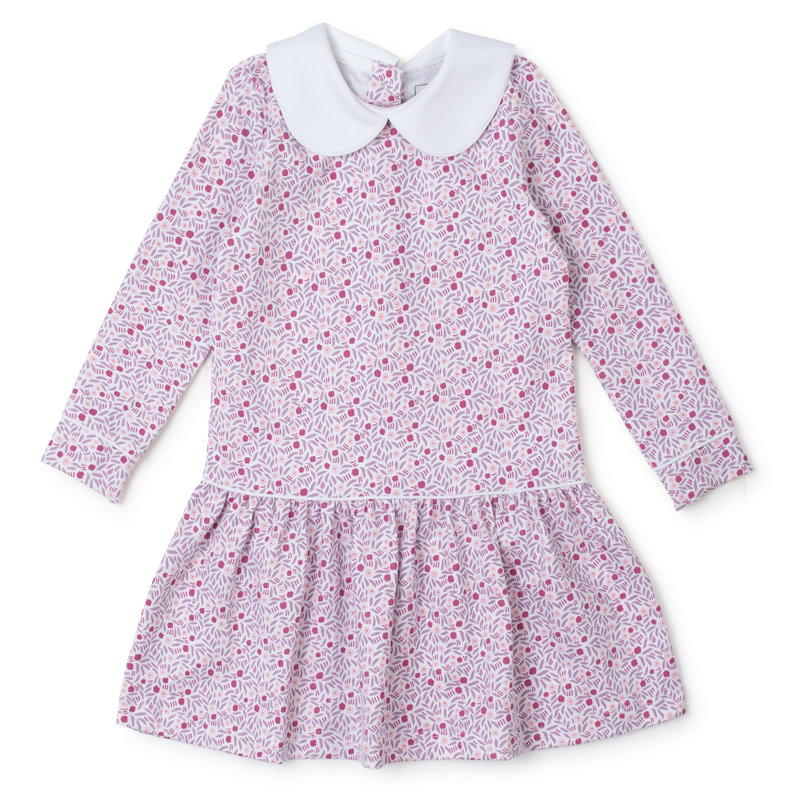Lila + Hayes Lila + Hayes Berry Floral Lillian Dress