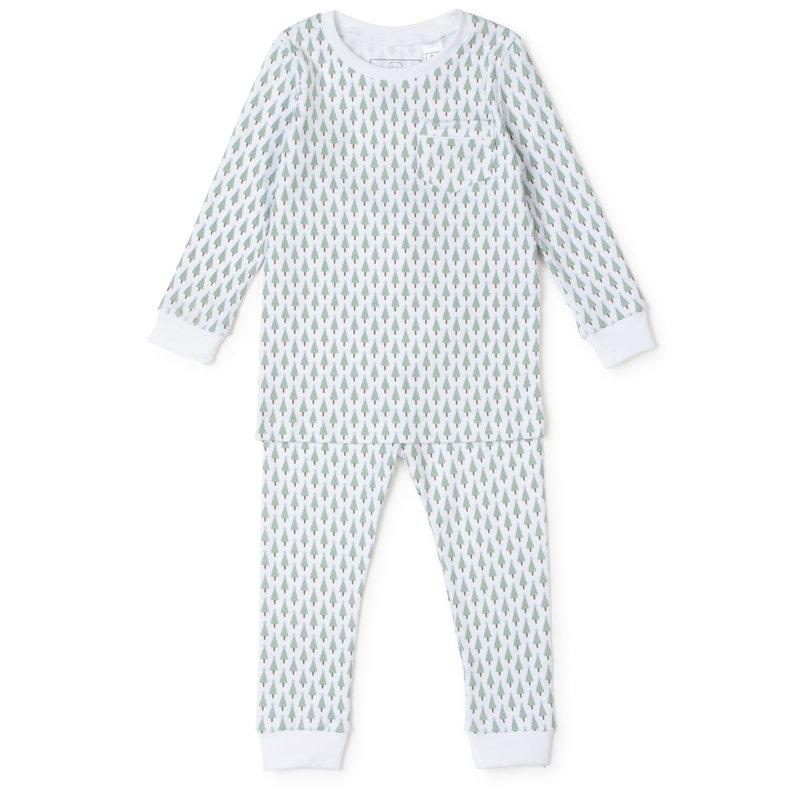 Lila + Hayes Lila + Hayes Tiny Trees Bradford Pajamas *PRE-ORDER*