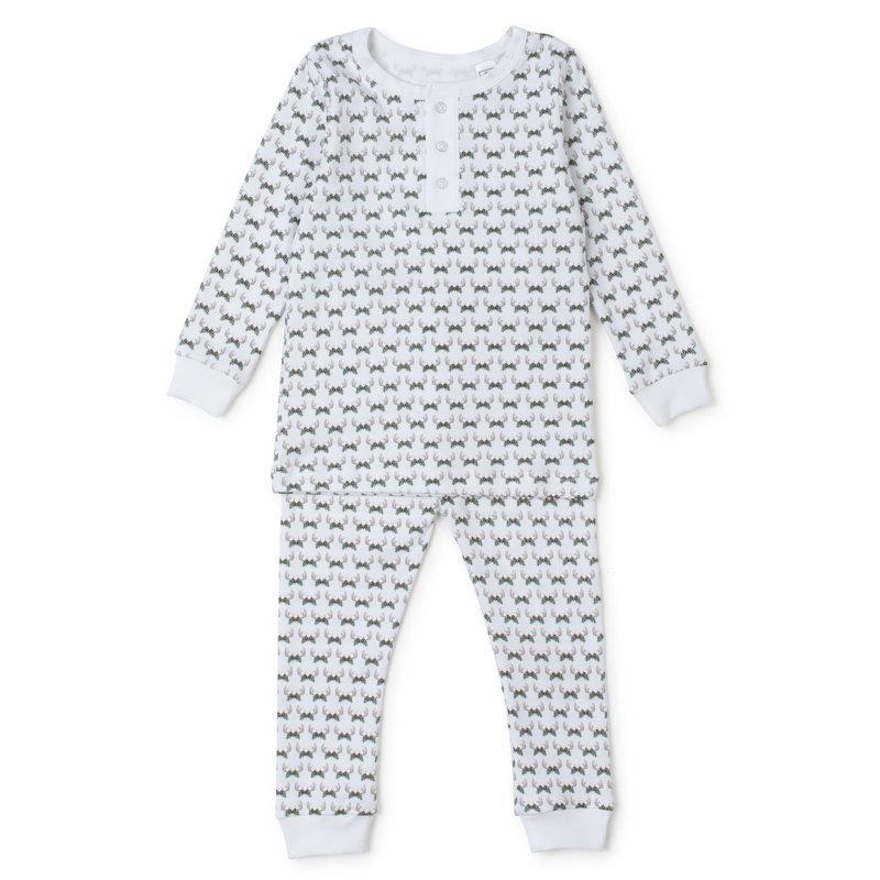 Lila + Hayes Lila + Hayes Antler Pinecones Jack Pajamas *PRE-ORDER*