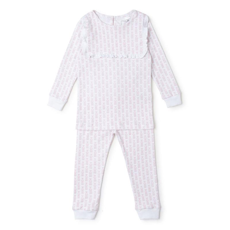 Lila + Hayes Lila + Hayes Ballerina Taylor Pajamas