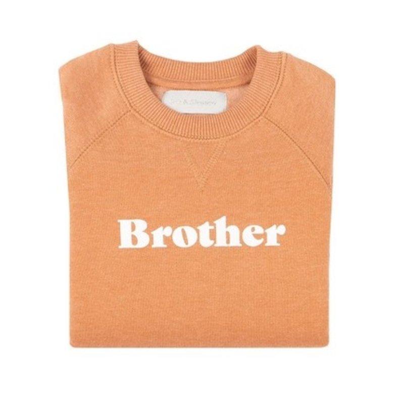 Bob & Blossom Cocoa Brother Sweatshirt
