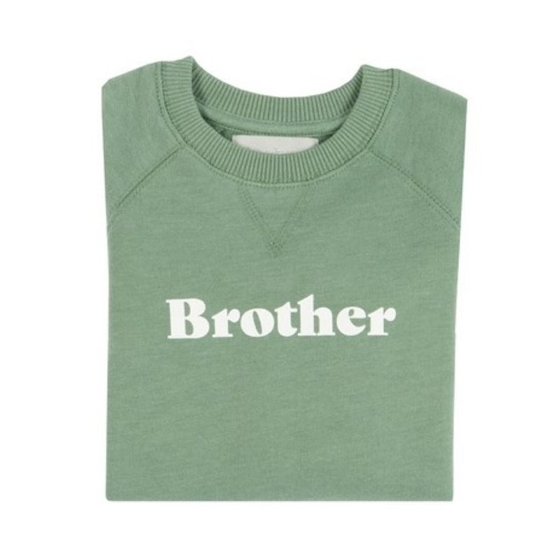 Bob & Blossom Fern Brother Sweatshirt
