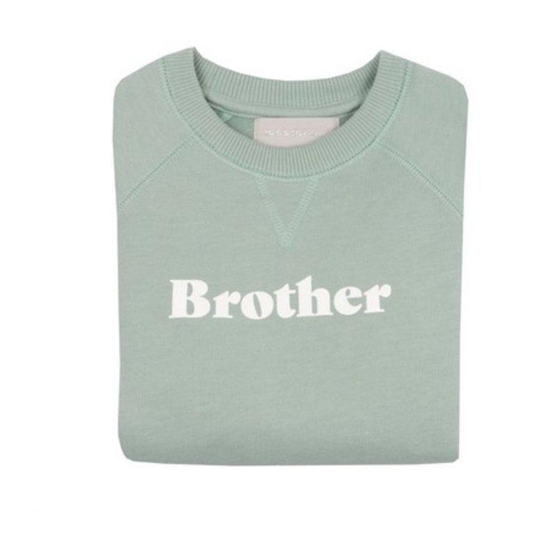 Bob & Blossom Sage Brother Sweatshirt