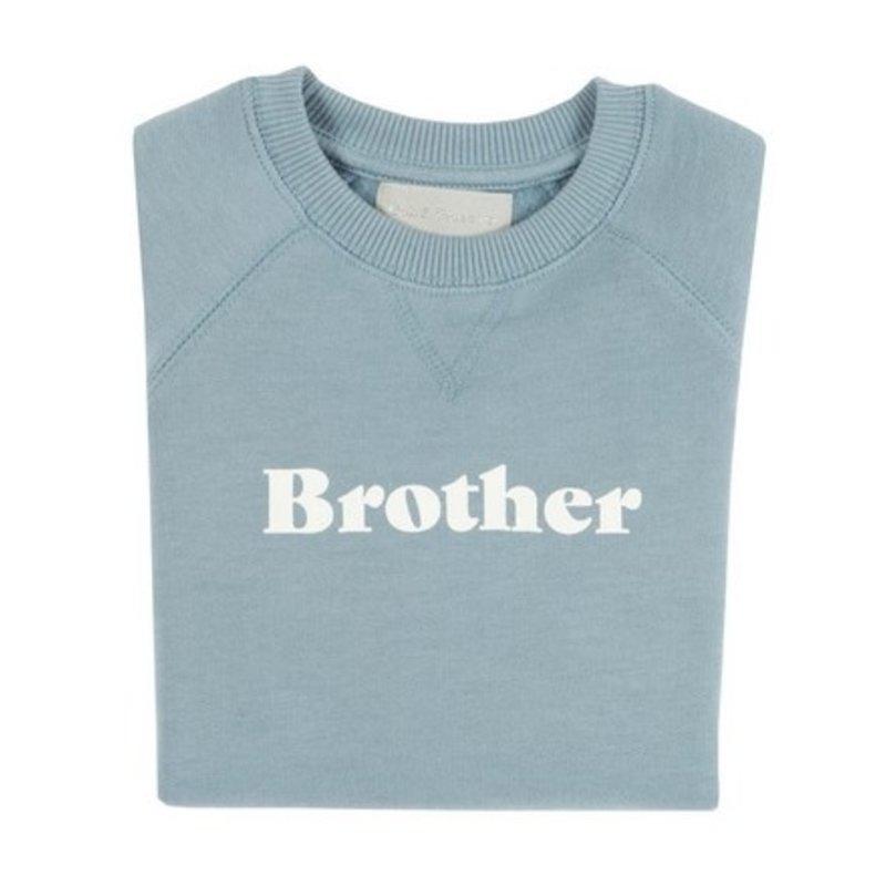 Bob & Blossom Sky Blue Brother Sweatshirt