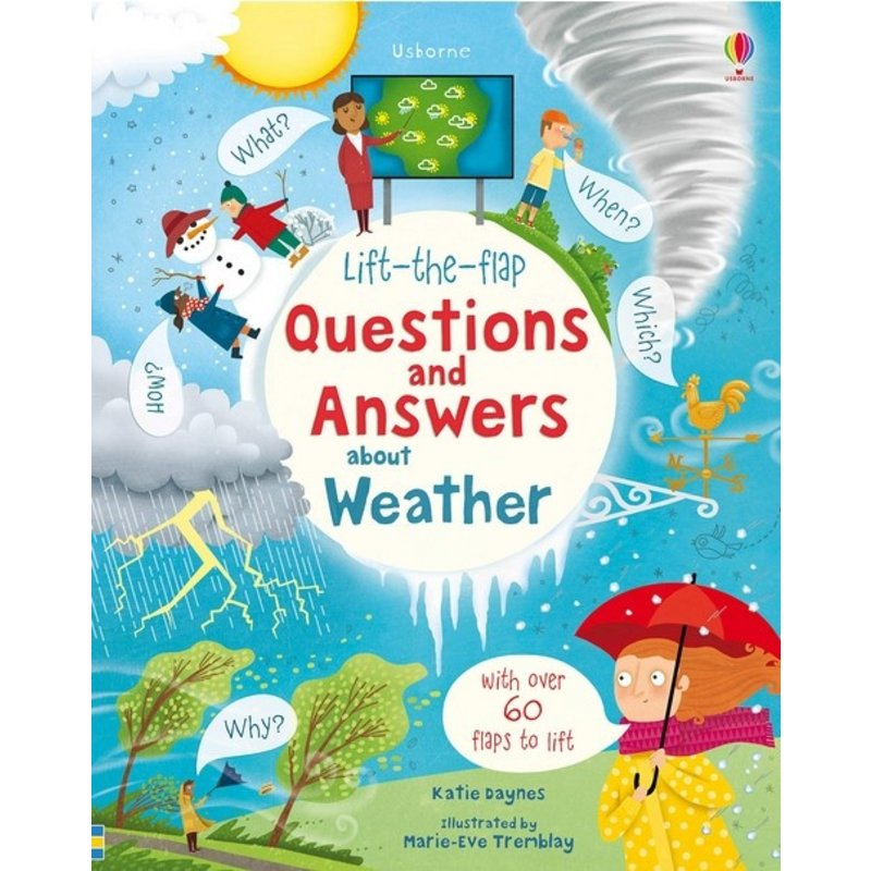 Lift-The-Flap Q & A About Weather