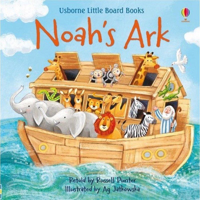 Little Board Books: Noah's Ark