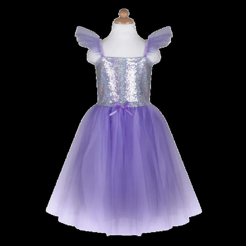 Great Pretenders Great Pretenders Lilac Sequins Princess Dress