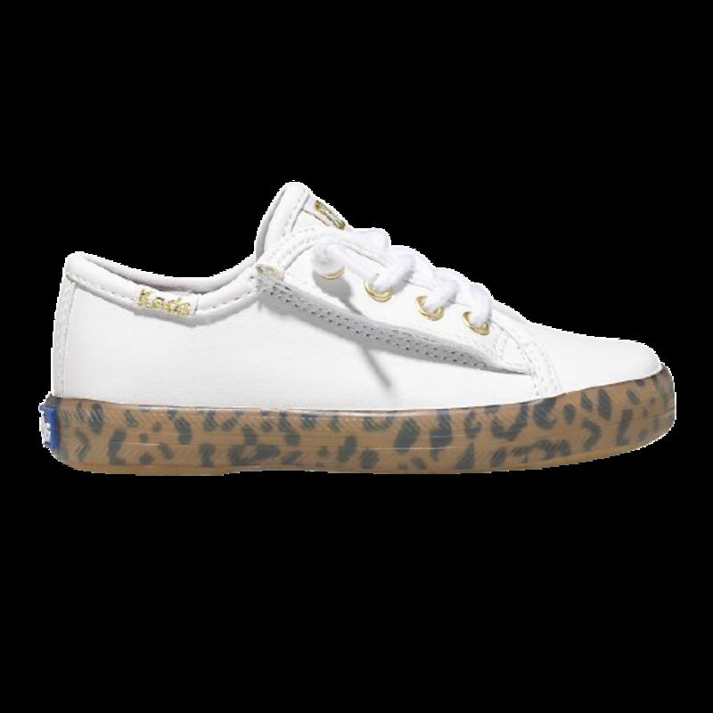 Keds Keds Kickstart Leopard Foxing Sneaker