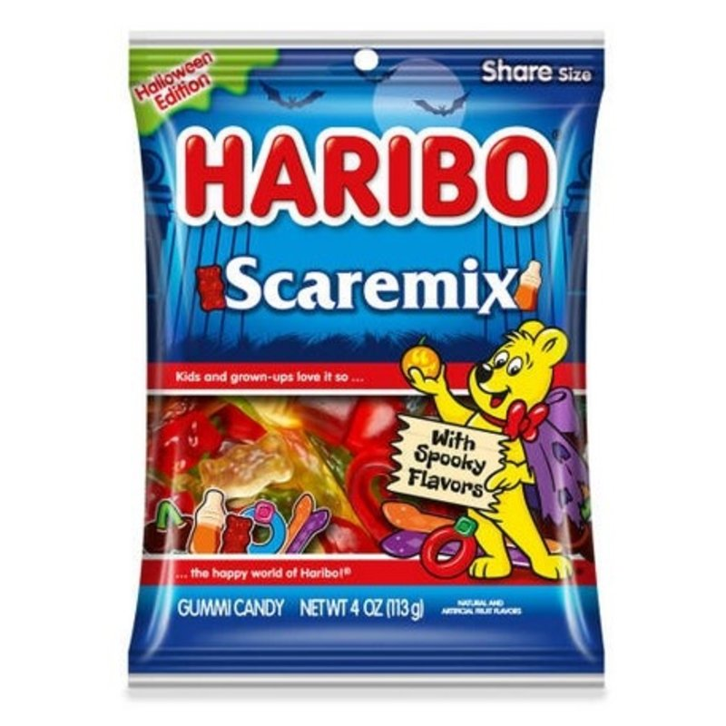 Haribo Scaremix Gummies