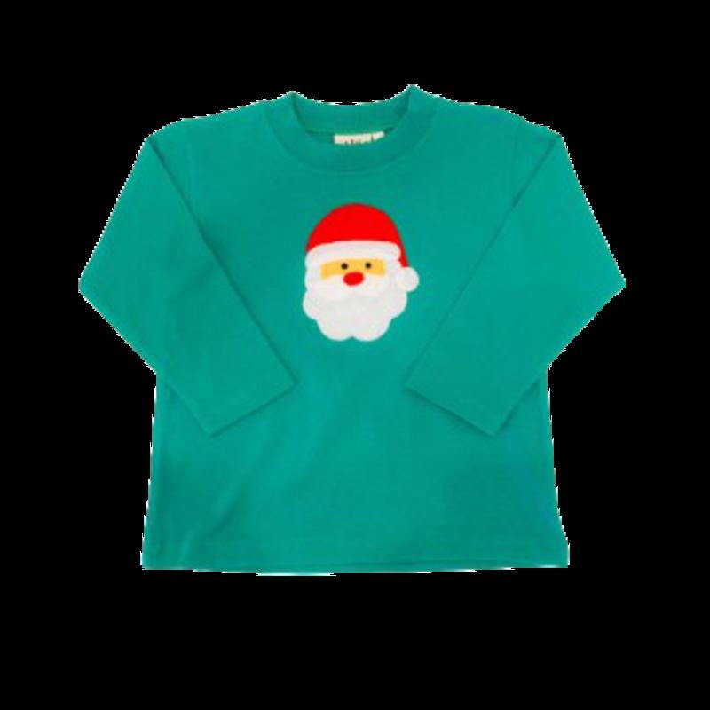 Luigi Luigi Santa T-Shirt