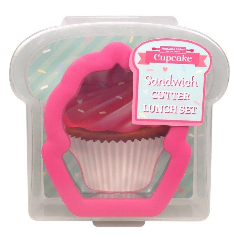 Handstand Kitchen Handstand Kitchen Cupcake Cutter Lunch Set