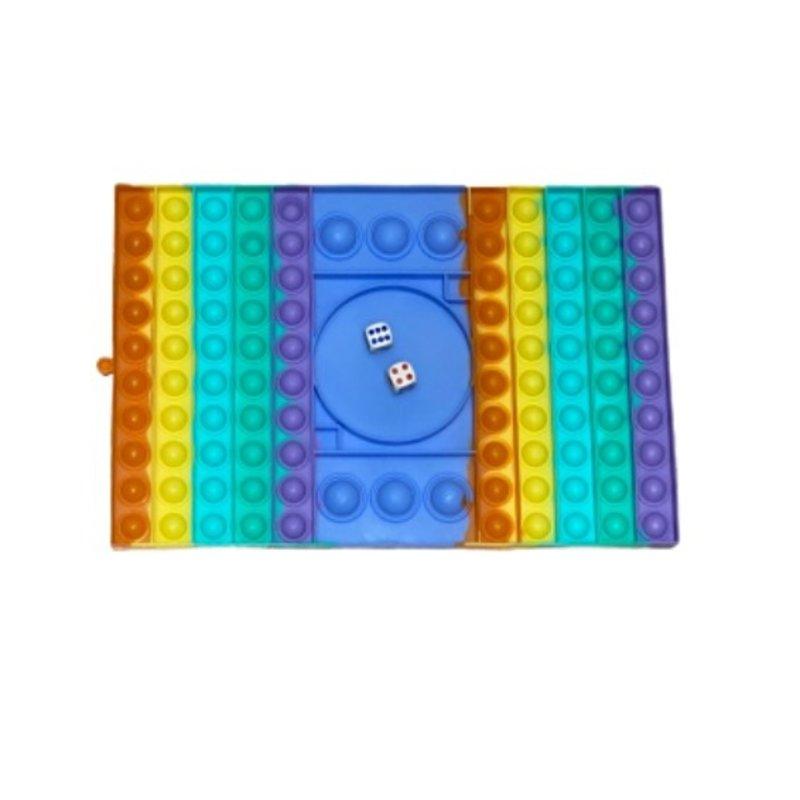 Board Game Bubble Popper Rainbow