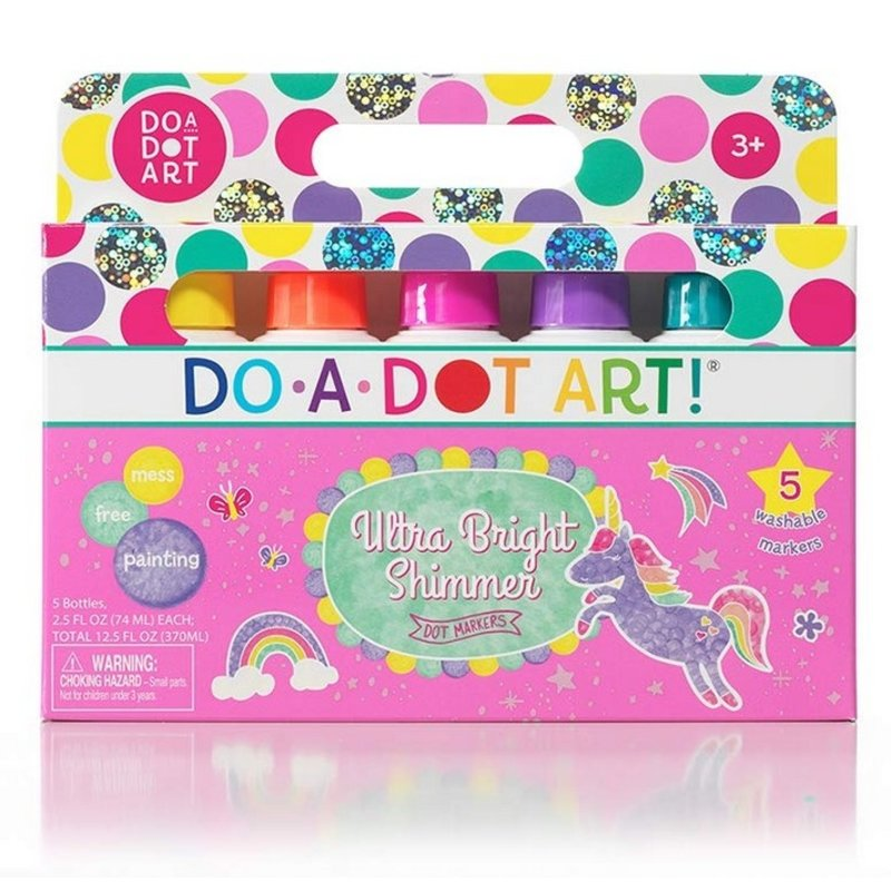 Do A Dot Art Ultra Bright Markers 5 Pack