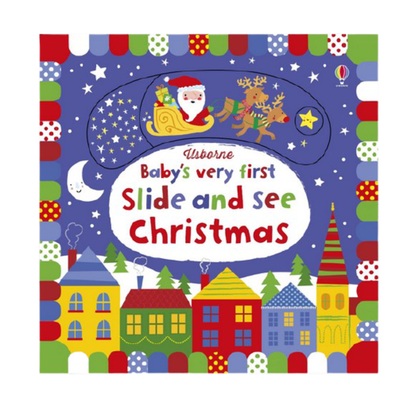 Baby's Very First Slide and See: Christmas