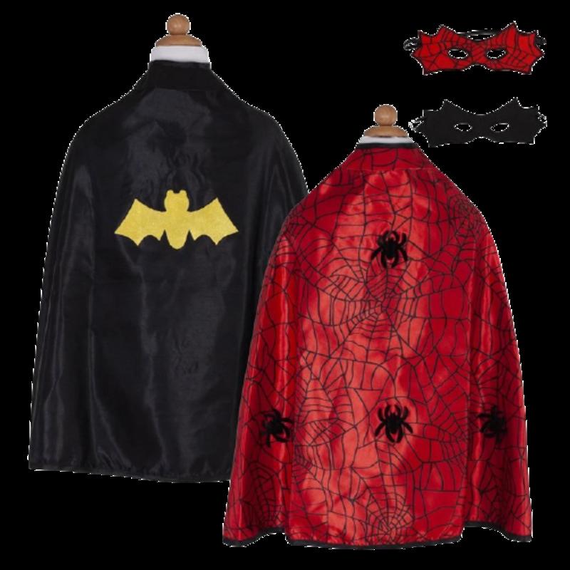 Great Pretenders Reversible Bat/Spider Cape