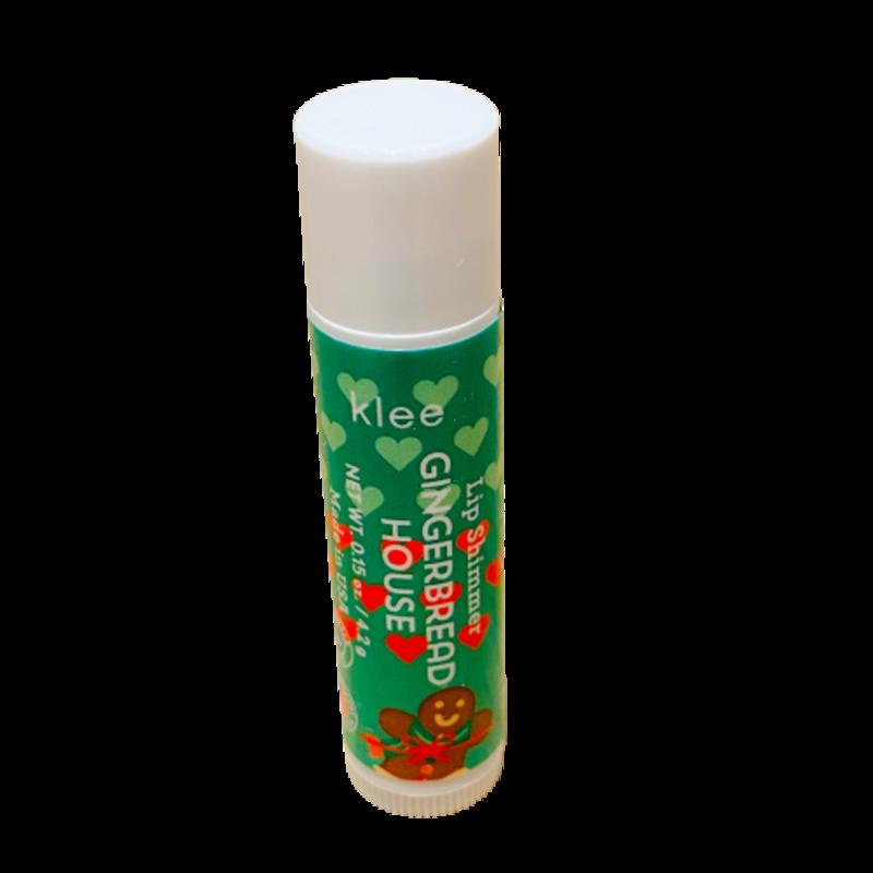 Klee Kids Klee Kids Lip Shimmer - Gingerbread House