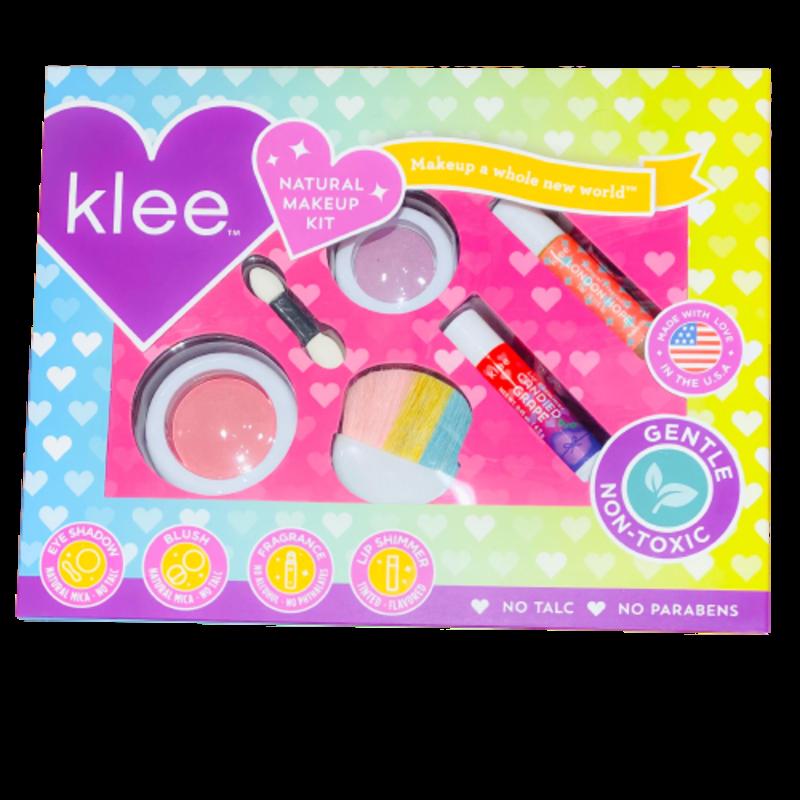 Klee Kids Klee Kids 4-Piece Makeup Kit - Head Over Heels