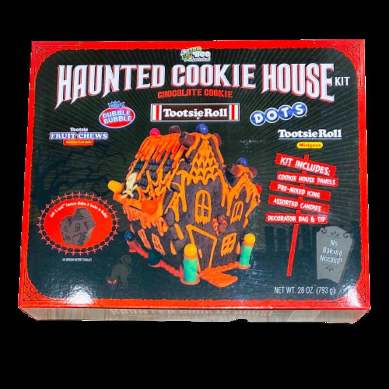 Zombee Haunted Cookie House