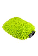 Chemical Guys Chennille Microfiber Premium Scratch Free Wash Mitt green