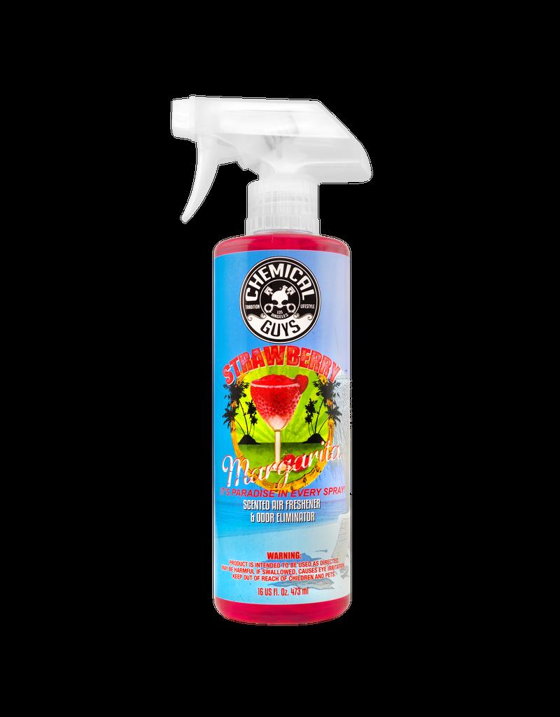 Chemical Guys Strawberry Margarita Air Freshener & Odor Neutralizer - (16 oz)