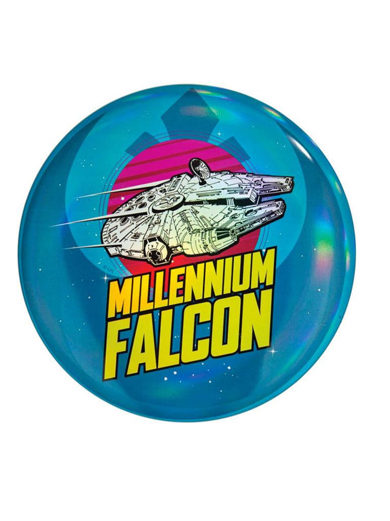 Discraft Millennium Falcon Plain Full Foil BUZZZ Mid-Range Disc