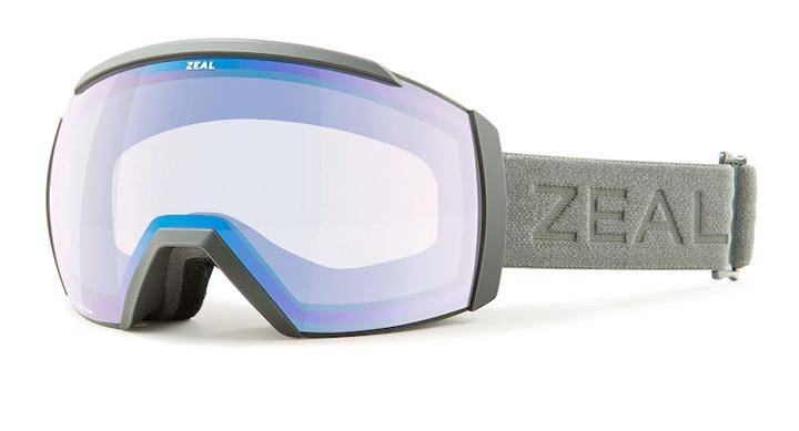 Zeal Persimmon Sky Blue Lens