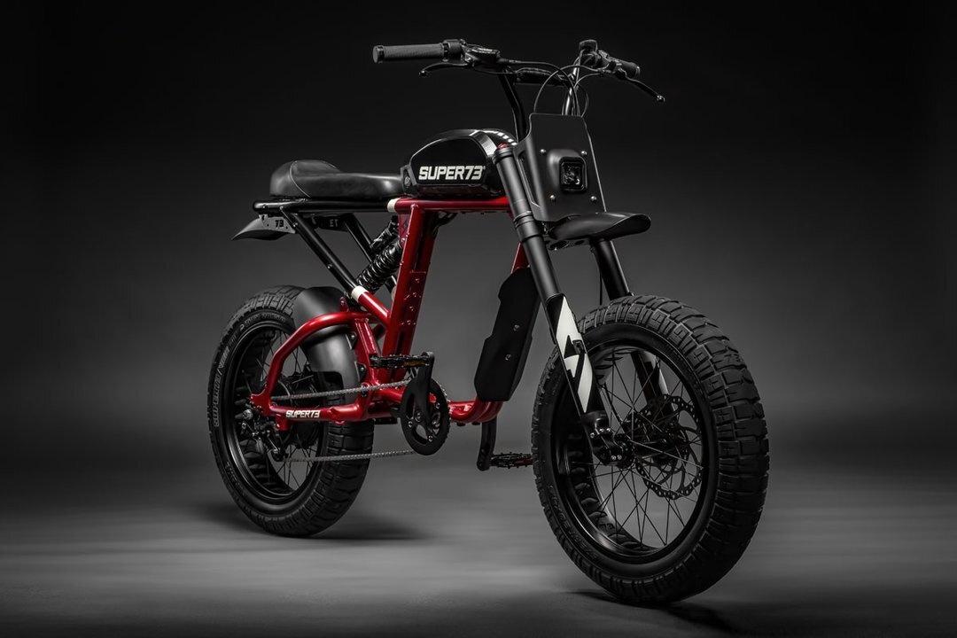 super73 rx electric bike series