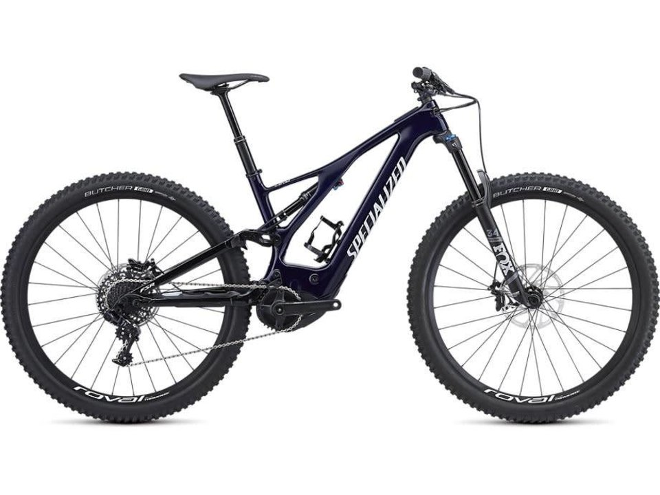 Specialized 2019 Turbo Levo Comp Carbon Blue Tint/White