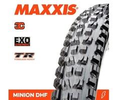 Maxxis Minion DHF 27.5 X 2.5 WT 3C TERRA EXO TR