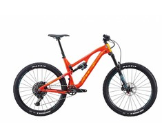 Intense Cycles Recluse Expert Complete Red M